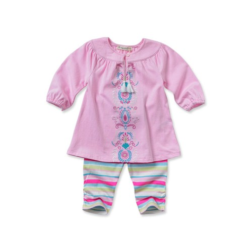 DB1747 davebella baby girl clothing sets