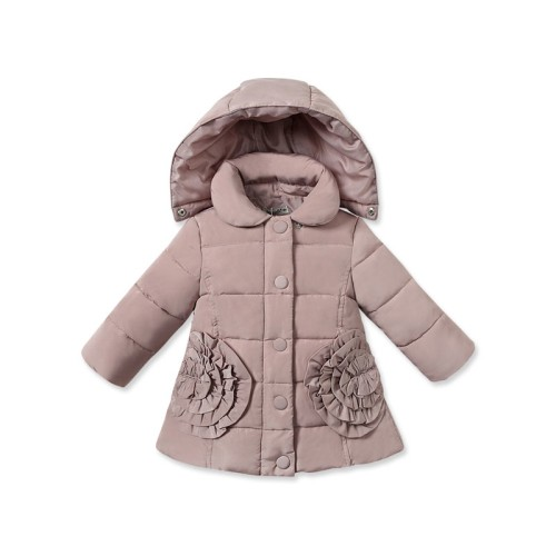 DB1648 davebella baby winter coats girl clothes manufacturers ...