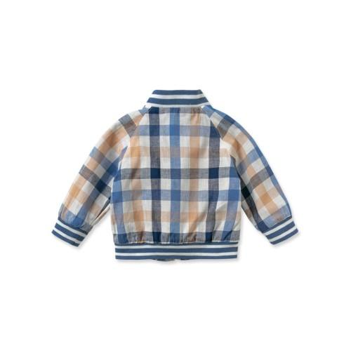 DB2178 davebella baby boy coats