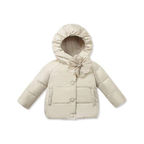 DB979 davebella baby girl winter coats kids wear manufacturers ...
