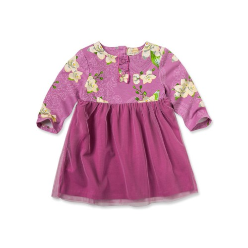 DB1513 davebella baby dress girl clothes