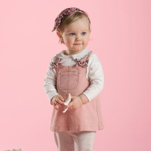 DB2164 davebella baby girl skirts