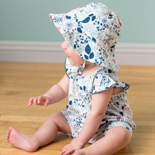 DB573 dave bella 2014 summer baby bucket hat manufacturers