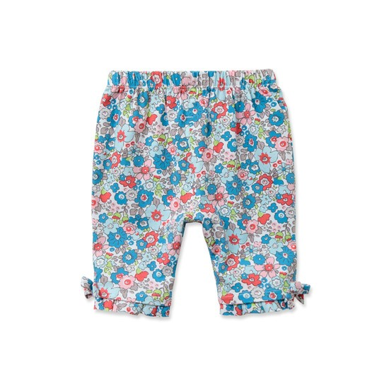Cute Baby Girl Shorts with Cargo Pockets | Tea Collection