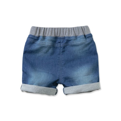 DB2421 davebella baby short denim pants