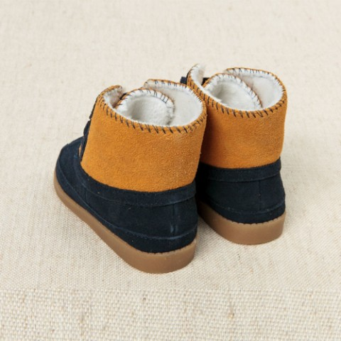 DB1667 davebella baby snow boot for winter