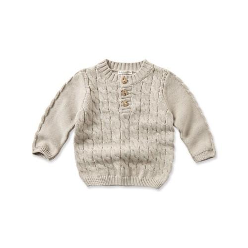 79f1b56eb DB815 davebella baby boy knitted sweater manufacturers