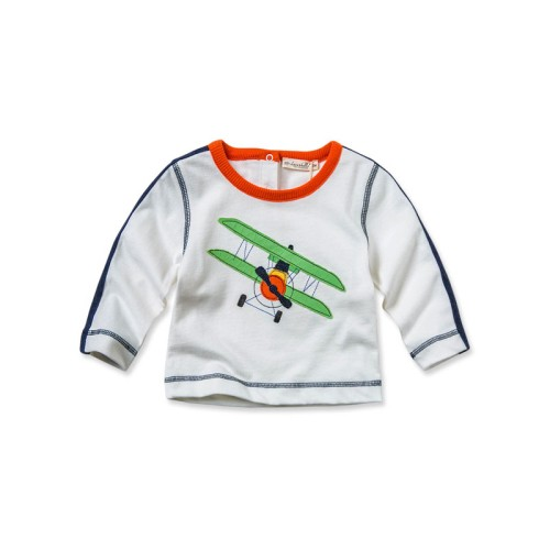 DB1846 davebella baby cartoon printed T-shirts