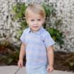 DB254 infant tops baby boy shirts
